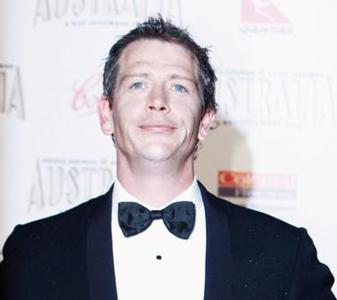 Ben Mendelsohn at the world premiere of &quot;Australia.&quot;